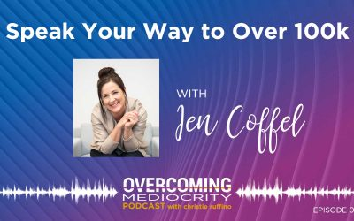 4: Jen Coffel on Speak your way to over 100k