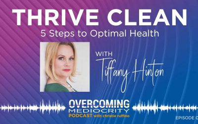 7: Tiffany Hinton on Thrive Clean