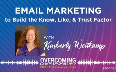 32: Kimberly Weitkamp on Email Marketing
